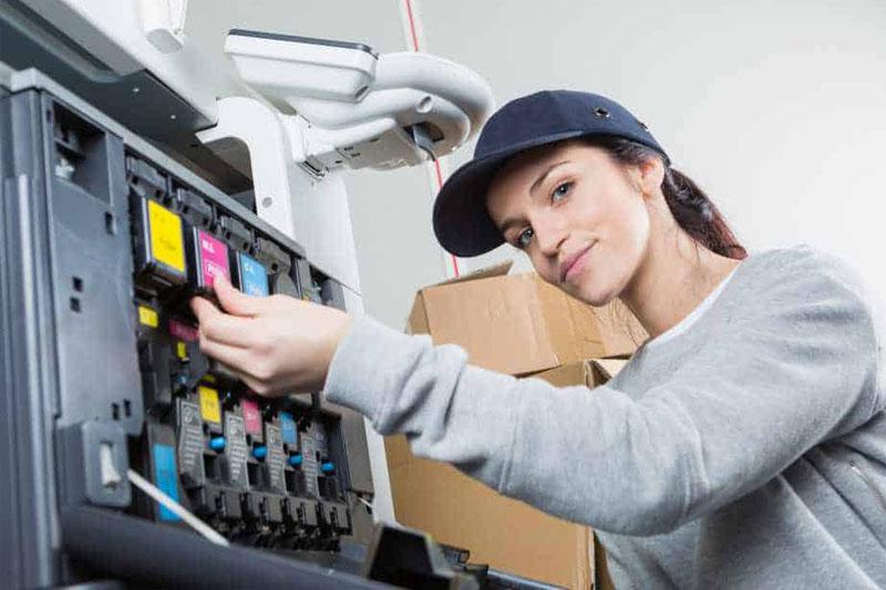 Wie schnell trocknen Druckerpatronen aus?